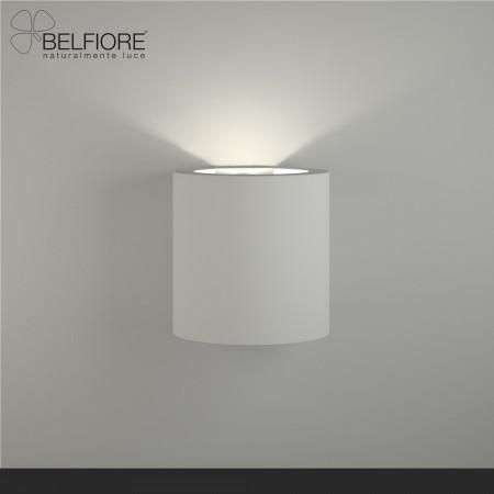 Belfiore 2453-004-91-CT nástěnné sádrové italské svítidlo ruční výroby 12V
