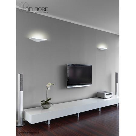Belfiore 2607A108-U31-CT LED nástěnné sádrové italské svítidlo ruční výroby