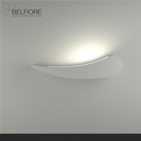 Belfiore 2570-108-52-CT nástěnné sádrové italské svítidlo ruční výroby