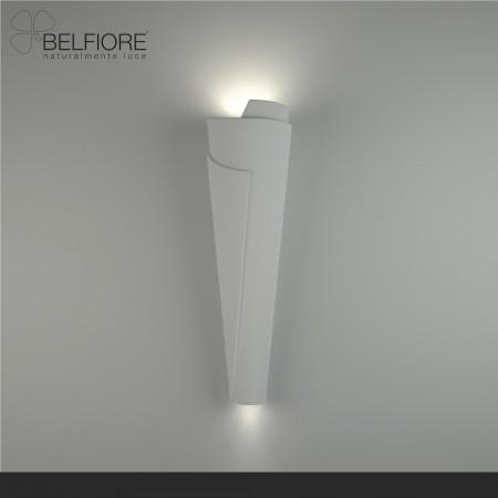 Belfiore 2602A108-41-CT nástěnné sádrové italské svítidlo ruční výroby
