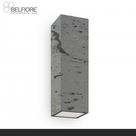 Belfiore 8418-366-35-CT nástěnné sádrové italské svítidlo ruční výroby GU10