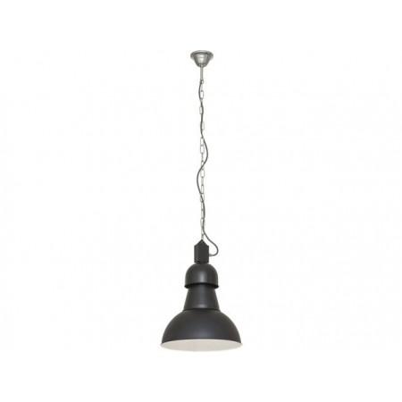 NOWODVORSKI 5067 Retro moderní závěsné svítidlo na řetězu High-Bay black