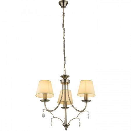 Lustr - závěsné svítidlo rustikální 769026-31