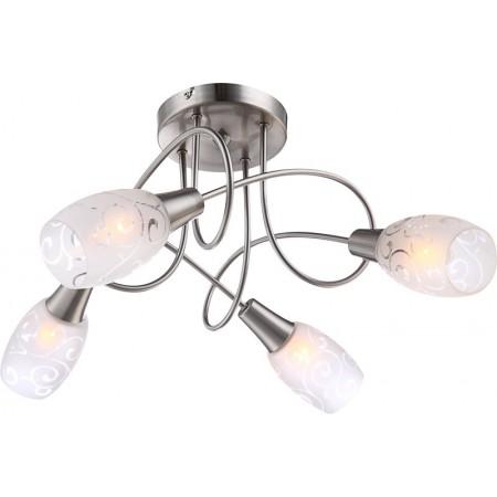 GLOBO 54984-4D Stropní svítidlo Florita