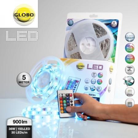 GLOBO 38990 LED páska stmívatelná Led Band