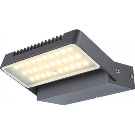 GLOBO 34125 VENKOVNÍ LED NÁSTĚNNÉ SVÍTIDLO DEVORAH