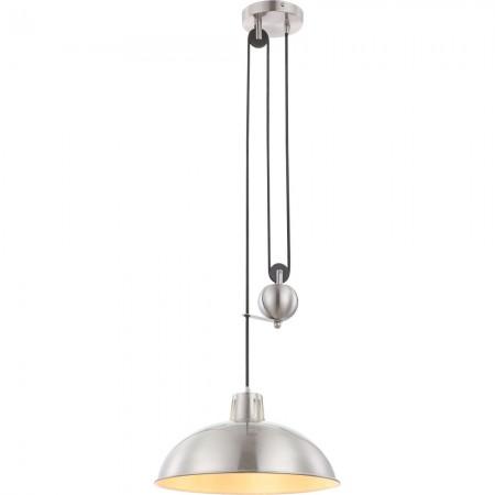 GLOBO 15073 SACRAMENTO Závěsné LED svítidlo rustikální