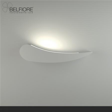 Belfiore 2569-108-52-CT nástěnné sádrové italské svítidlo ruční výroby