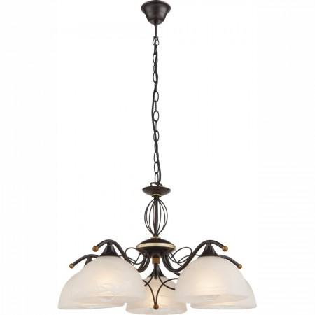 Lustr - závěsné svítidlo rustikální 768412-51