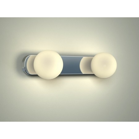Koupelnové nástěnné svítidlo 10H6950