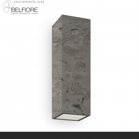 Belfiore 8418-365-35-CT nástěnné sádrové italské svítidlo ruční výroby GU10