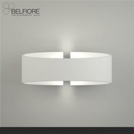 Belfiore 2614A108-L82-CT  LED designové nástěnné sádrové svítidlo