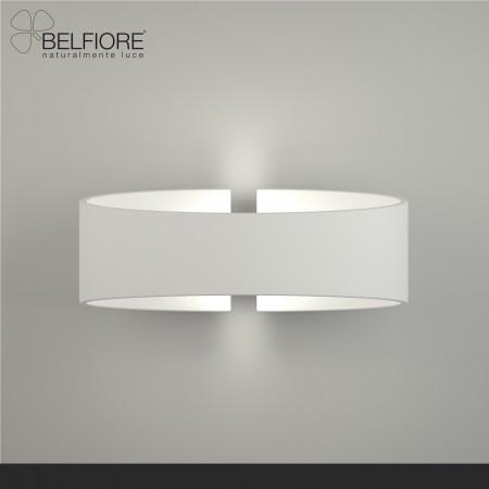 Belfiore 2614A108-L82-CT  LED nástěnné sádrové italské svítidlo ruční výroby