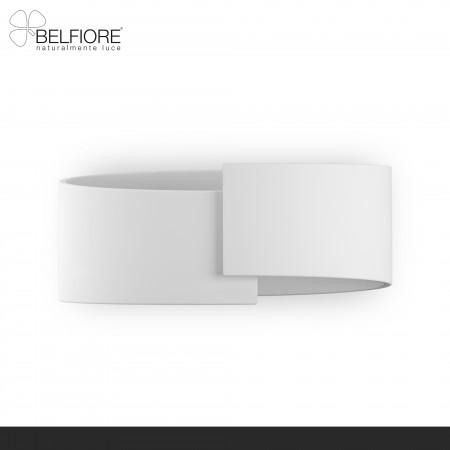 Belfiore 2613A108-L82-CT  LED nástěnné sádrové italské svítidlo ruční výroby