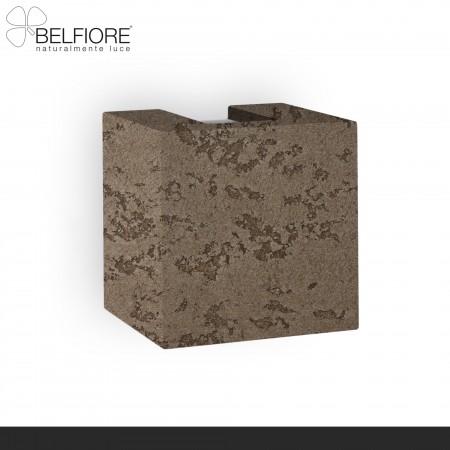 Belfiore 2336-680-52-CT nástěnné sádrové italské svítidlo ruční výroby