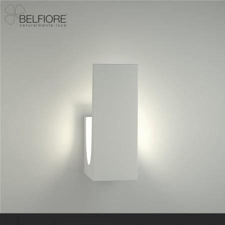 Belfiore 2599A108-L68-CT LED nástěnné sádrové italské svítidlo ruční výroby