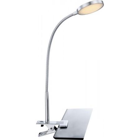 GLOBO 24103K STOLNÍ LED LAMPA se skřipcem PEGASI