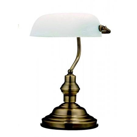 GLOBO 2492 STOLNÍ LAMPA ANTIQUE