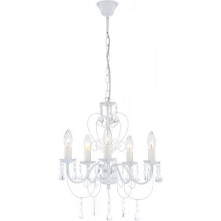 Klasické závěsné svítidlo na řetězu PINJA 63126-5