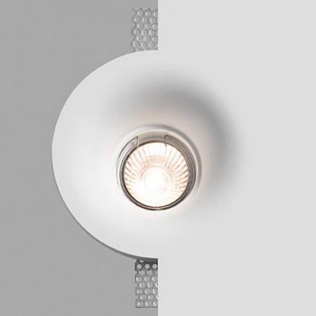 Ihned - Belfiore 4036.004.35 STROPNÍ sádrové italské BODOVÉ svítidlo ruční výroby