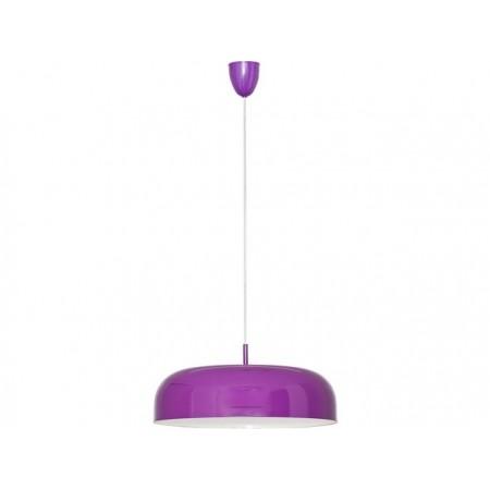 NOWODVORSKI 5081 Moderní závěsné svítidlo Bowl violet
