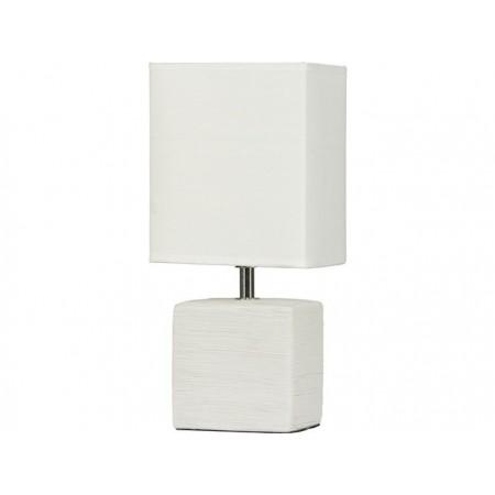 NOWODVORSKI 5033 Moderní stolní lampa Santos ecru A
