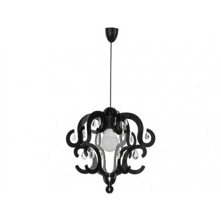 NOWODVORSKI 5211 Designové závěsné svítidlo Katerina black