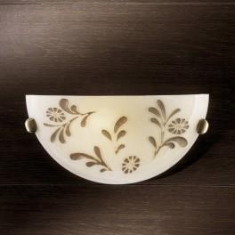 SFORZIN 1463.10 Dekorativní nástěnné svítidlo Fiore