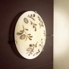 Ihned k odeslání - SFORZIN 1463.21 Dekorativní nástěnné svítidlo Fiore