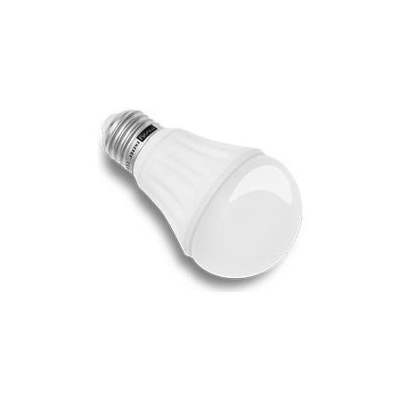 LED žárovka, E27, 6W, teplá bílá