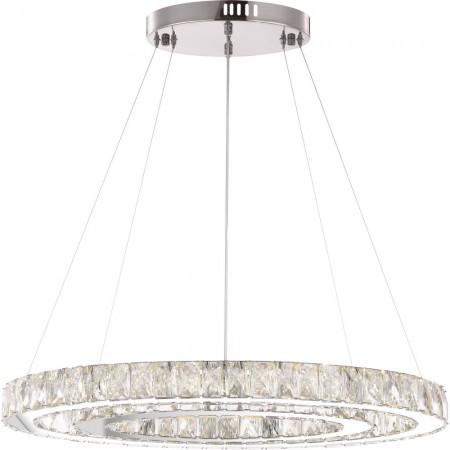 GLOBO 67007 MARILYN Závěsné LED křišťálové svítidlo designové