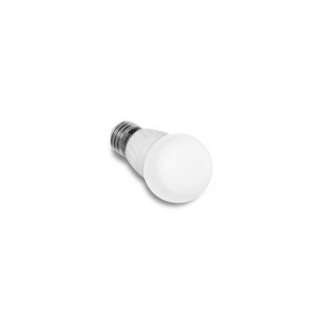 LED žárovka, E27, 4W, teplá bílá