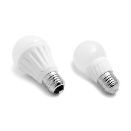 LED žárovka, E14, 4W, teplá bílá