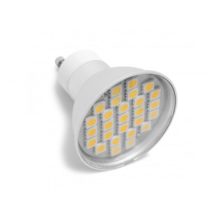 LED žárovka, GU10, 3W, neutrální bílá
