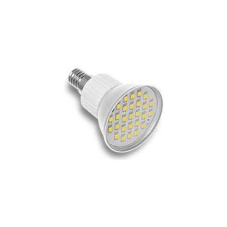 LED žárovka, E14, 4W, studená bílá